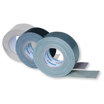 Duct tape wit 50  mm x 50 m